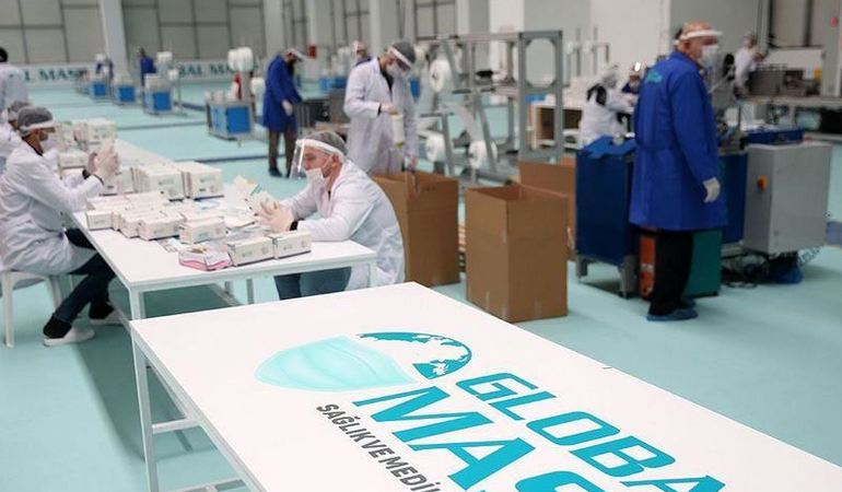 Turkish company to produce 1.5B surgical masks monthly 1