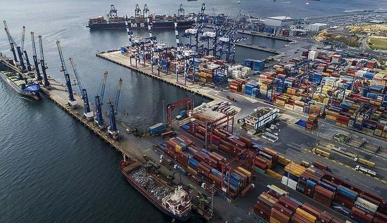 Turkish exports down 4% to $42.7B in Jan-March 1