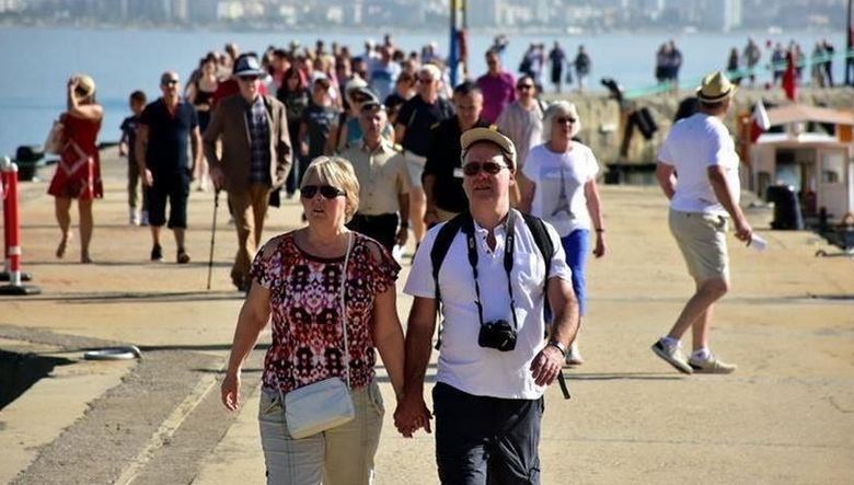 Turkey welcomes 4.24M foreign visitors in Q1 1