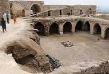 Turkey restoring 1,600-year-old monastery 3
