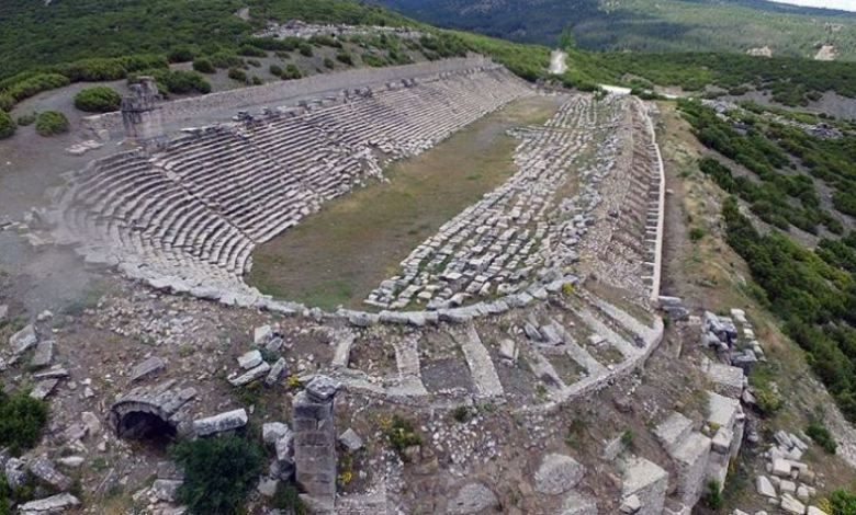 Turkey: 'City of gladiators' ready for visitors 1