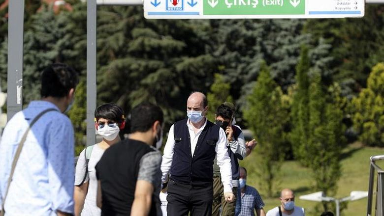 Turkey: Face masks mandatory in five more provinces 1