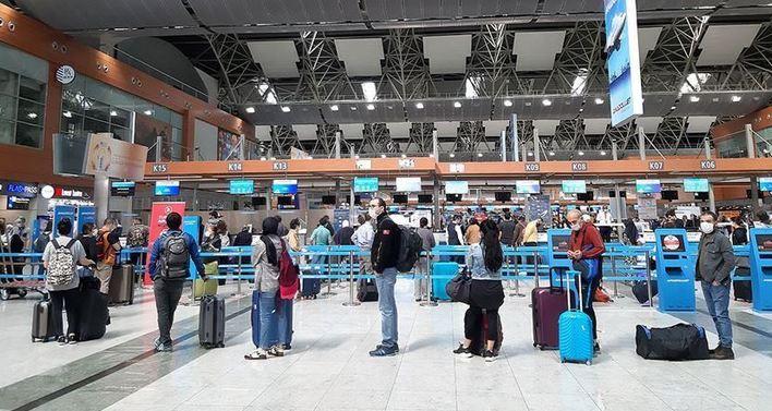 Turkish airports see 33.7M air passengers in Jan-May 1