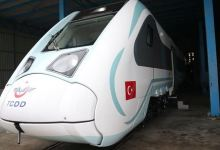 Turkey: Indigenous electric train to serve by year-end 10