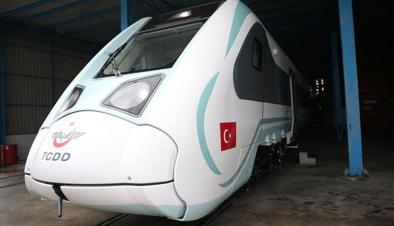 Turkey: Indigenous electric train to serve by year-end 1