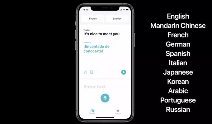 iOS 14 includes a major Siri redesign with new translation features 1