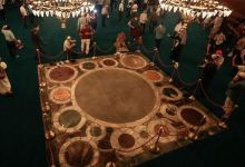 Photo of Coronation area not carpeted in Hagia Sophia: Official