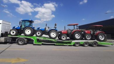 Photo of TurkTraktor exported domestic tractors with Tier 5 emission engines