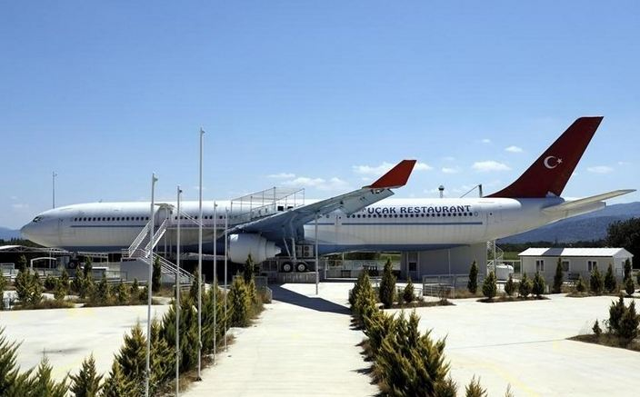 Airbus converted into Turkey's largest restaurant up for sale for $1.44 million 1