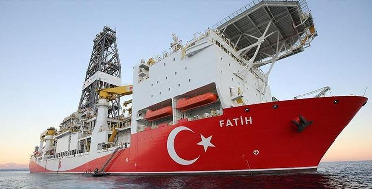 Turkey's gas discovery to have positive impact on foreign policy 1