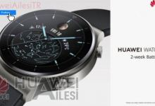 Photo of Huawei Watch GT 2 Pro images & features leak