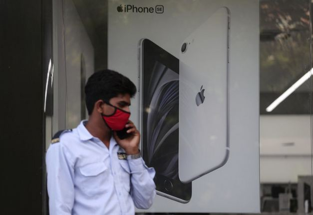 Samsung, Apple to boost cellphone manufacturing in India 1