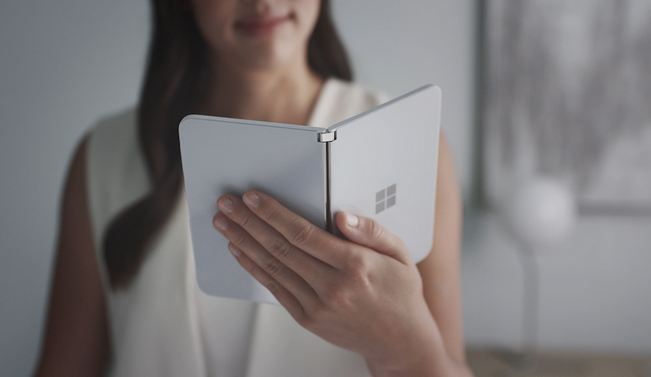 Microsoft's Surface Duo, a dual-screen Android phone will cost $1,399 and arrive on September 10th 1