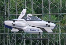 Photo of Japanese company successfully tests a manned flying car for the first time