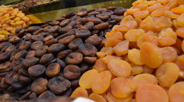 Turkey's Raisin and dried apricot exports exceeded $750 million 1