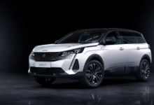 The new Peugeot SUV 5008 will be available in Europe at the end of 2020 3