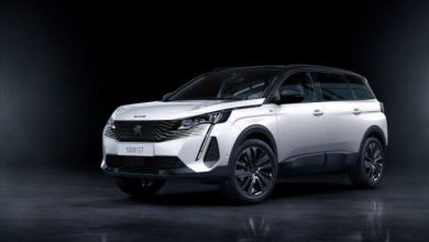 The new Peugeot SUV 5008 will be available in Europe at the end of 2020 29