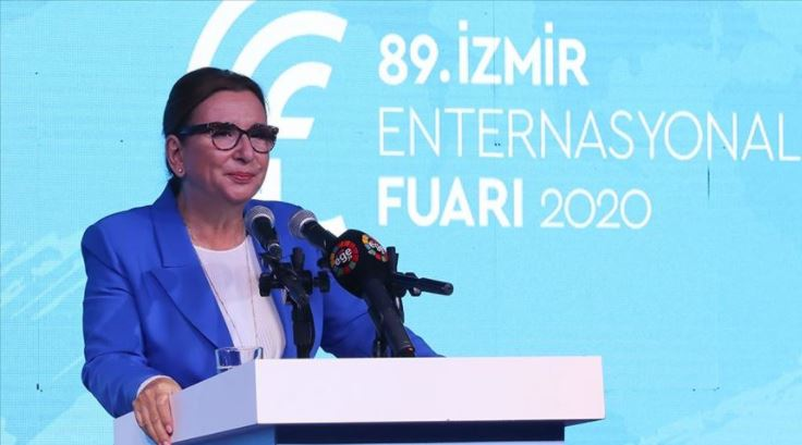 Turkey will continue to work for the development of Mediterranean trade: Minister Pekcan 1