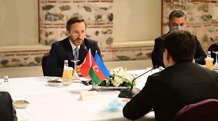 Turkey & Azerbaijan agree to establish a joint media platform 1