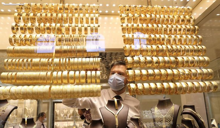 Turkey maintains 44 tons year-end gold production target despite pandemic, minister says 1