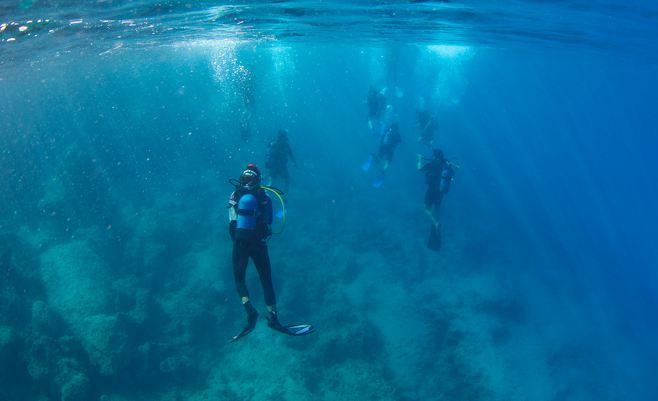 Kas: Finest destination for scuba diving tourism 1