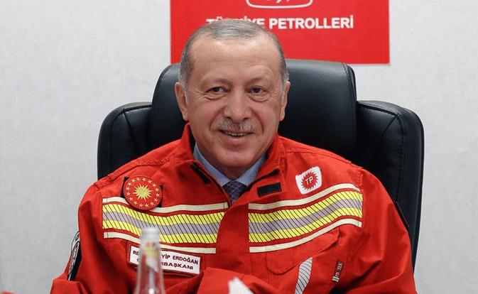 Erdogan announces more gas reserves find in Black Sea 1