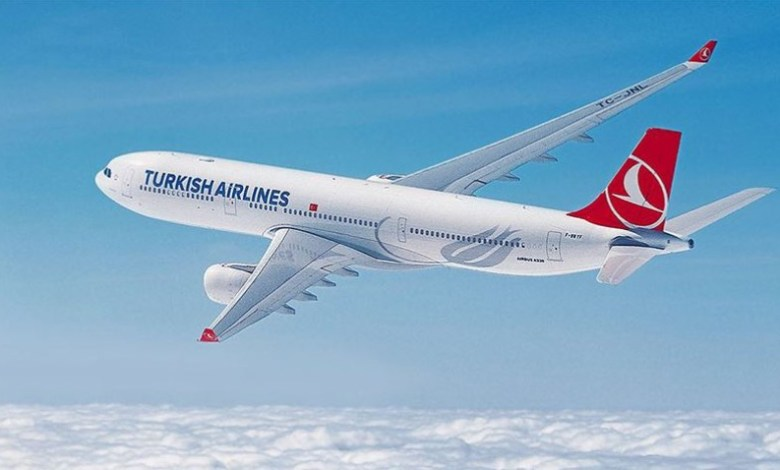 Turkish Airlines ranked 2nd in Europe in terms of daily flights 1