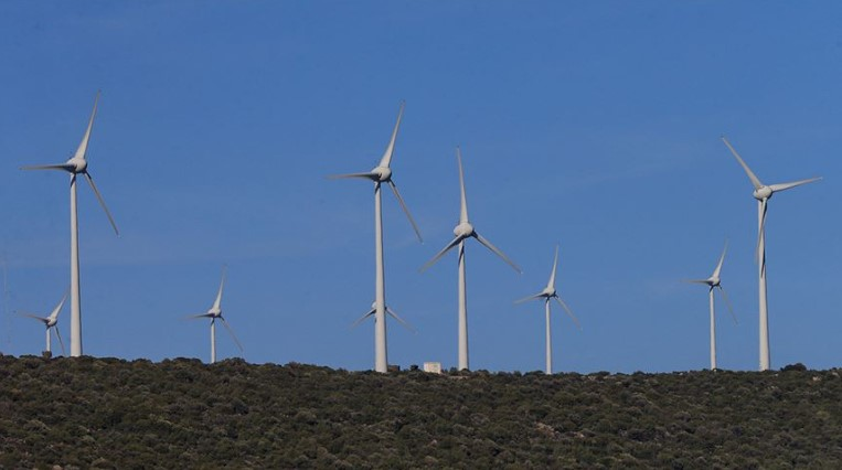 Turkey ranked 5th in the manufacture of wind turbine equipment in Europe 1