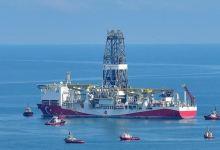 Fatih drillship starts drilling in Turkali-1 well 11