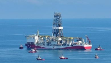 Fatih drillship starts drilling in Turkali-1 well 24