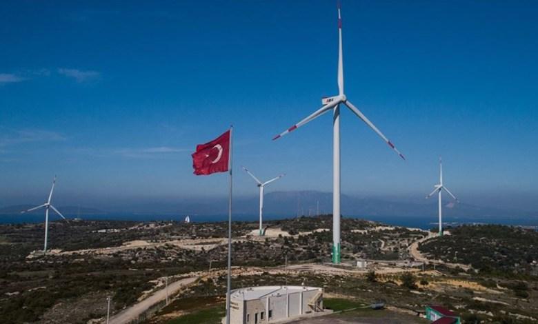 Wind turbine equipment will be produced in Izmir Kinik Industrial Zone 1