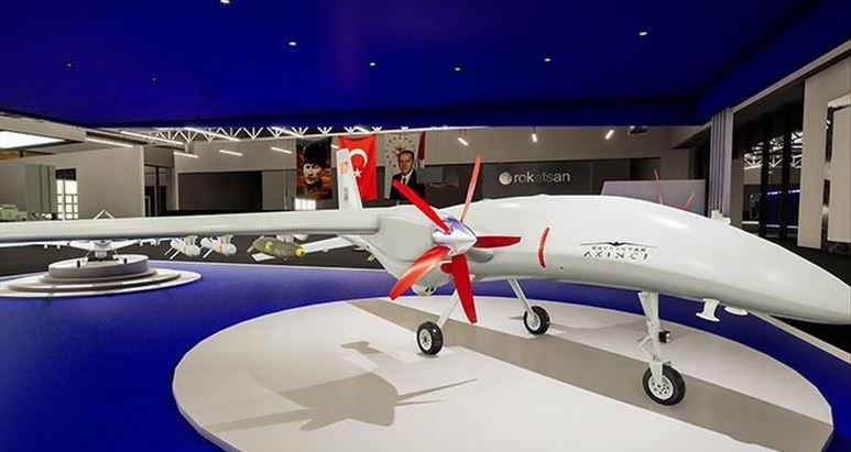 Photo of Turkey's defense fair to start next week virtually