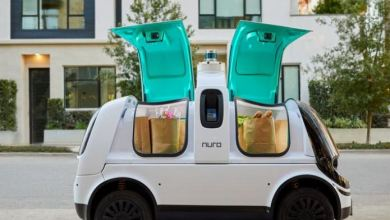 Photo of Self-driving delivery firm Nuro raises $500 million as COVID-19 boosts e-commerce