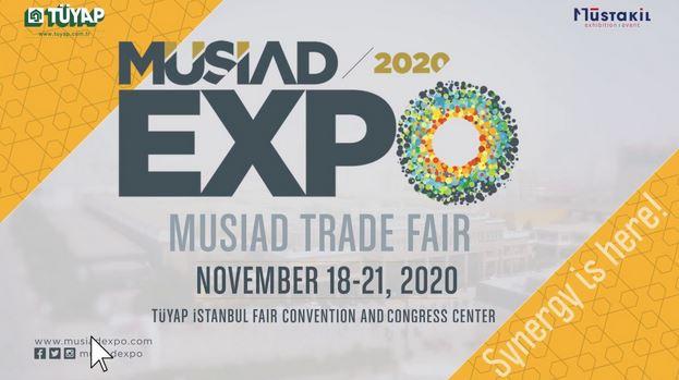 Musiad expo -Trade fair 1