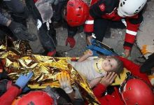 Turkey: Young girl rescued 91 hours after quake 10
