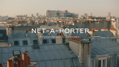 LG Electronics cooperates with NET-A-PORTER for the sustainable clothing collection 28