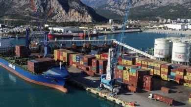 Turkey's exports up 5.6% to $17.33B in Oct 25