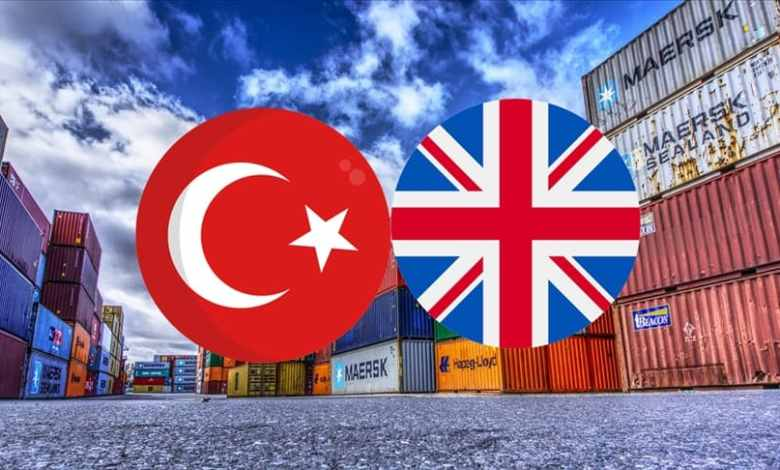 With FTA, Turkey is expected to reach the UK's trade volume of $20 billion with ease 1