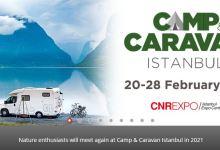 CAMP CARAVAN ISTANBUL 2