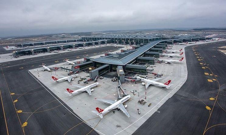 Istanbul Airport tops European traffic charts again 1