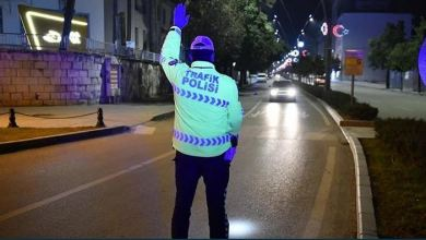 Turkey-wide weekend curfew becomes effective 22