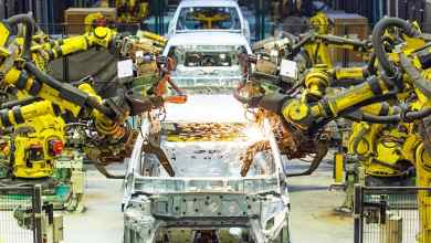 The automotive industry made the most exports in 2020 24