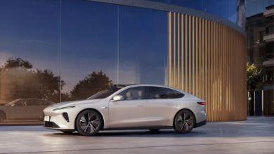 NIO unveils impressive autonomous electric car with a massive battery pack 5