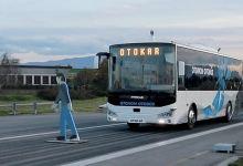 Turkish Otokar tests autonomous bus 11