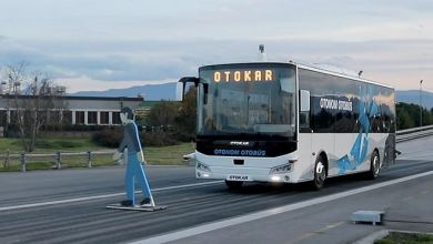 Turkish Otokar tests autonomous bus 5