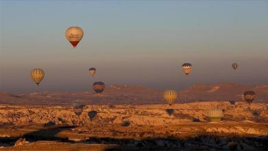 Turkey's most romantic place is Cappadocia in Nevsehir 3