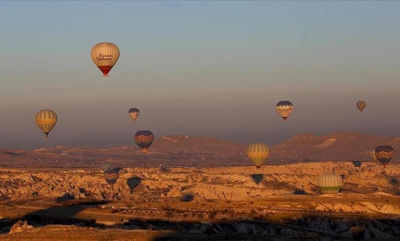 Turkey's most romantic place is Cappadocia in Nevsehir 1