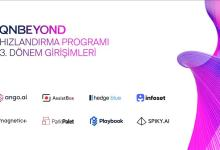 QNBEYOND Startup Acceleration Program's new startups have been announced 2