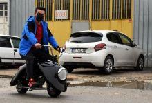 Turkish entrepreneurs make lightweight motorbike 11