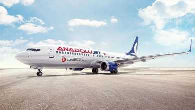 AnadoluJet launches 'Spring Campaign' for international flights 25